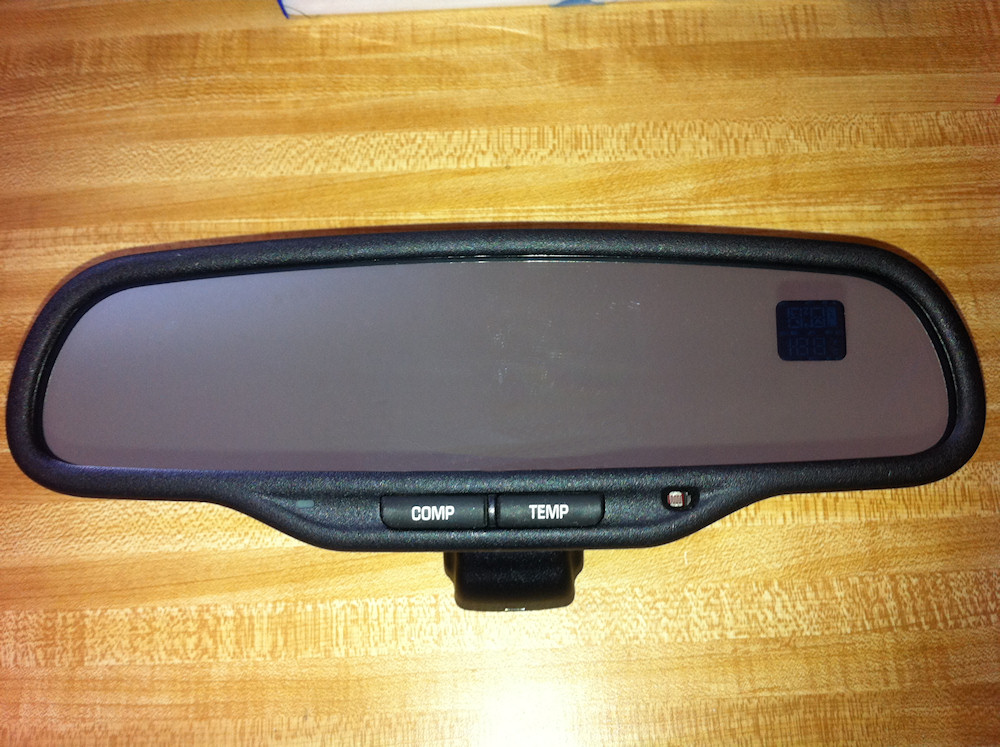 Pin Gentex Donnelly Rearview Mirror Wiring Pigtail Ebay